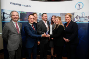 Koehne Nagel Awards 2016 Picture Conor McCabe Photography.
