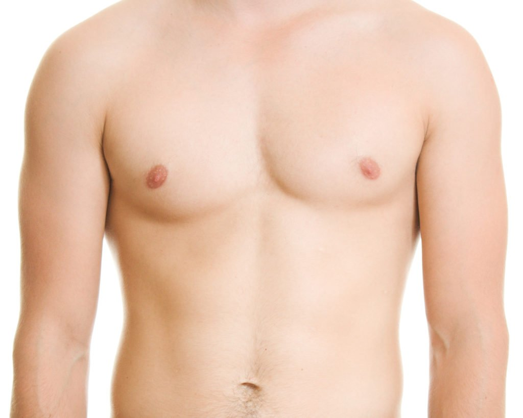 Procedure of Male Chest Reduction